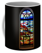 Another Tale Of Windows And Magical Landscapes Coffee Mug