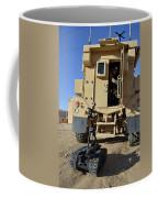 A Talon Mark 2 Bomb Disposal Robot Coffee Mug