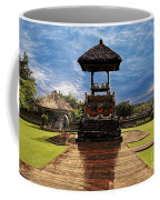 A Temple Coffee Mug