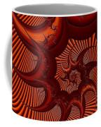 A Thorny Swirl Coffee Mug