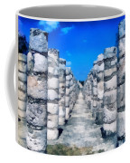 A Thousand Columns Coffee Mug