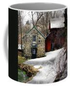 A Time Passing Coffee Mug