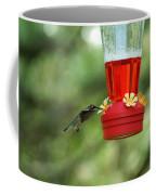 A Tiny Little Ruby-throated Hummingbirds Coffee Mug