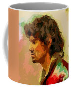 A Tired Fisherman Coffee Mug