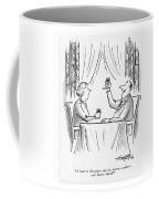A Toast To Everyman And The Human Condition Coffee Mug