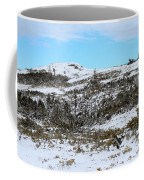 A Touch Of Blue Panorama Coffee Mug