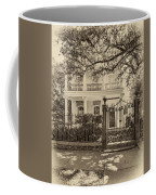 A Touch Of Class Sepia Coffee Mug