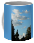 A Touch Of Cloudy Coffee Mug