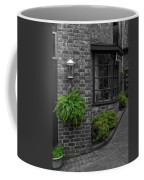 A Touch Of Green In The City Coffee Mug by Dan Sproul