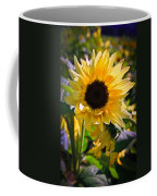 A Touch Of Sunflower Coffee Mug
