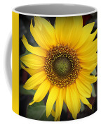 A Touch Of Sunshine - Sunflower Coffee Mug