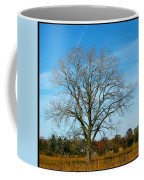 A Tree In Fall... Coffee Mug