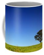 A Tree Stands Alone Coffee Mug
