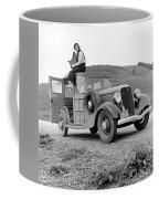 A Trip In The 1930s Coffee Mug