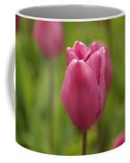 A Tulip Unfolds Coffee Mug