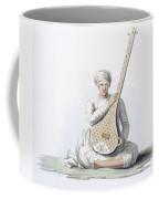 A Tumboora, Musical Instrument Played Coffee Mug
