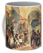 A Turkish Bazaar Coffee Mug