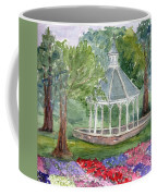 A Turn About The Garden Coffee Mug