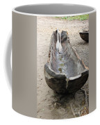 A Typical  Indigenous Dugout Coffee Mug