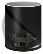 A U.s. Marine Corps Ah-1w Cobra Attack Coffee Mug
