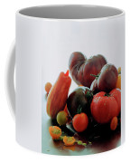 A Variety Of Vegetables Coffee Mug