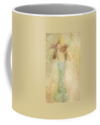 A Vase Of Gerbera Daisies In The Sun Coffee Mug