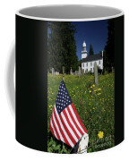 A Veteran's Scene Coffee Mug