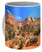 A View Along The Watchman Coffee Mug