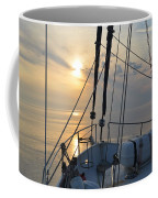 A View From A Boat Coffee Mug