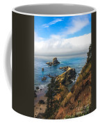 A View From Ecola State Park Coffee Mug