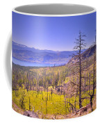 A View From Okanagan Mountain Coffee Mug