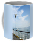 a View from Pier Coffee Mug