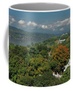 A View From The Hudson River Walkway Coffee Mug