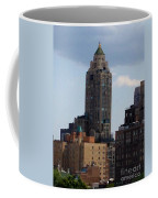 A View From The Met Rooftop Garden Coffee Mug