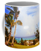 A View Of Bermuda Coffee Mug