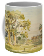 A View Of Chirk Castle, 1916 Coffee Mug