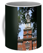 A View Of Independence Hall Coffee Mug