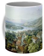 A View Of Karlsruhe Coffee Mug