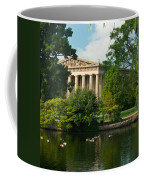 A View Of The Parthenon 17 Coffee Mug