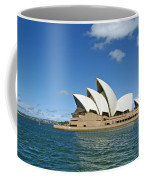 A View Of The Sydney Opera House Coffee Mug