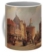A View Of The Zuiderspui Coffee Mug