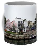 A View Of Warnemunde Germany Coffee Mug
