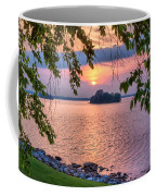A View To A Sunset Coffee Mug