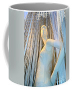 A Vision In White Coffee Mug