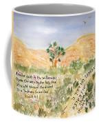 A Voice Calls Coffee Mug
