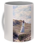 A Walk In The Dunes Coffee Mug by Joana Kruse