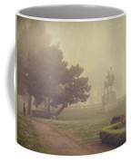 A Walk In The Fog Coffee Mug by Laurie Search