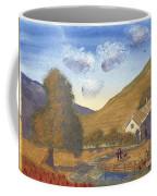 A Walk In The Hills Coffee Mug