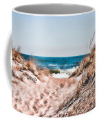 A Walk Out To The Water Coffee Mug