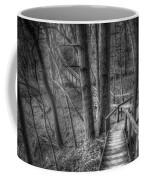 A Walk Through The Woods Coffee Mug